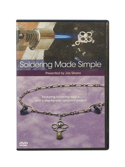"Dvd ""soldering Made Simple"" - Silvera"