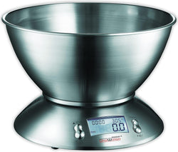 Digiweigh Stainless Steel Scale 11lb 5kg 1g  0.1oz