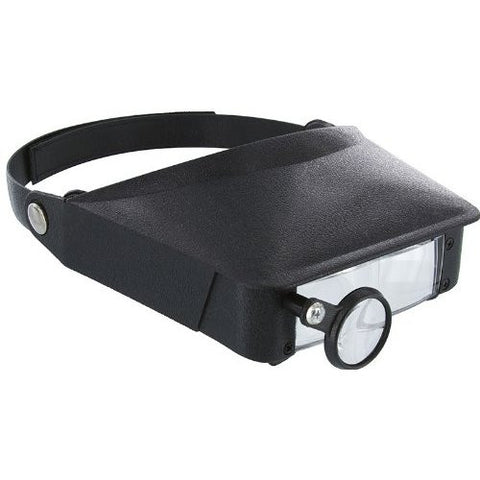 Head Band Magnifier with 2 Lenses