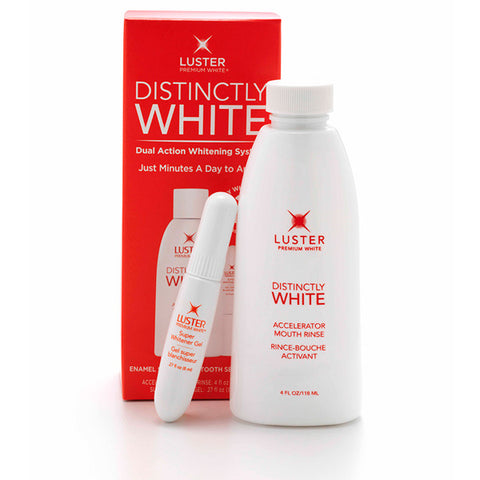 Distinctly White Dual-Action Whitening System