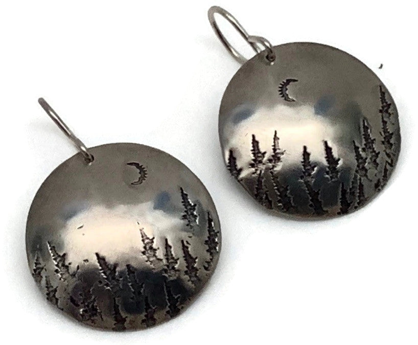 Mountains Majesty Earrings