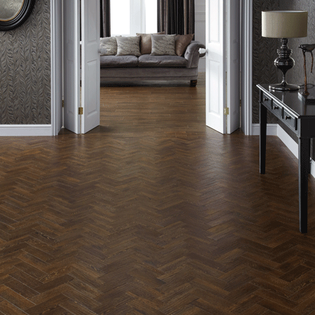 Ap04 Sundown Oak Parquet Karndean Art Select Wood