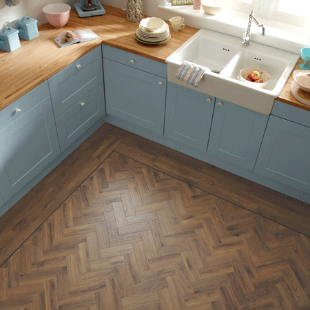 Karndean AP06 Morning Oak Parquet