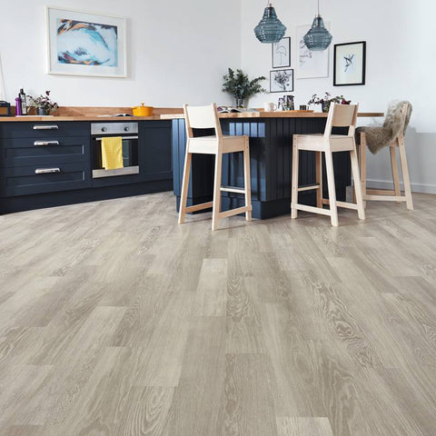 Karndean KP138 Grey Limed Oak