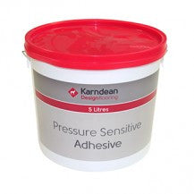 Tub of Karndean Pressure Sensitive Adhesive
