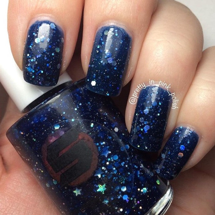 Oh Starry Night Crelly Polish