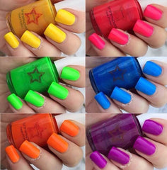 90's Kids Individual Polishes