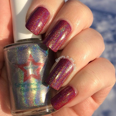 Moondust Holographic Polish