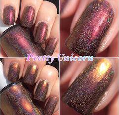 Space Unicorn Holo Multichrome Collection - Full Set