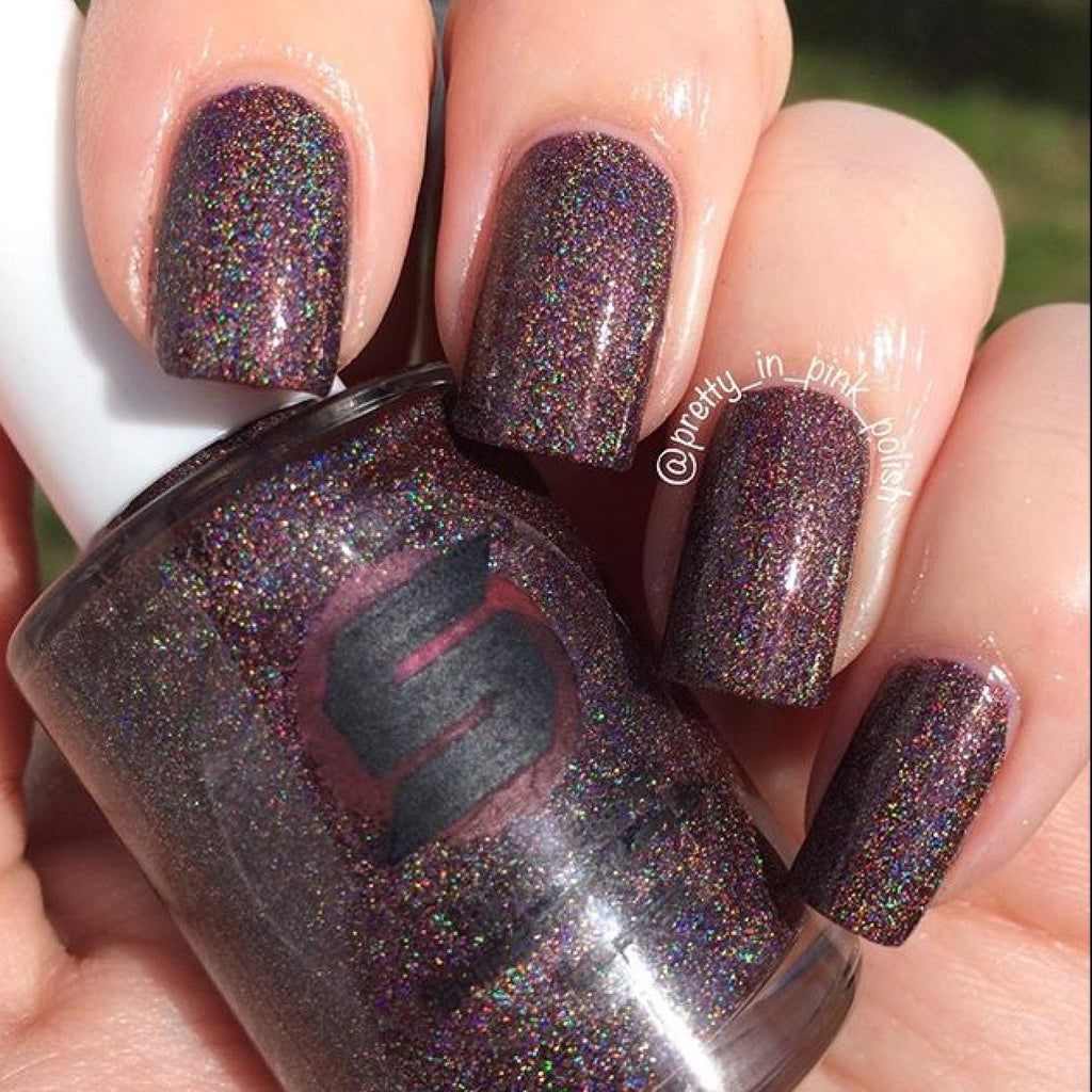 Egypt's Eggplant Holo - Full Size or Mini