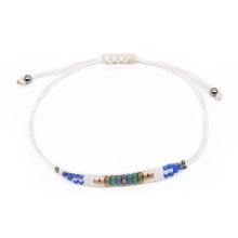 Load image into Gallery viewer, Tribal Seed Bead String Bracelet