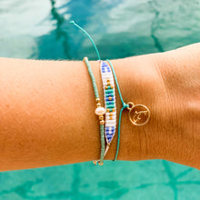 Load image into Gallery viewer, charming shark girls string beach bracelets