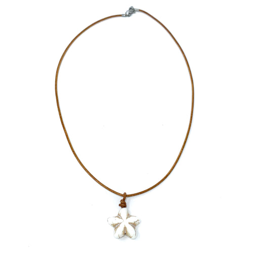 soapstone starfish necklace
