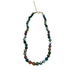 Beaded Up Necklace