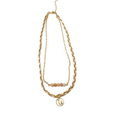 Load image into Gallery viewer, cute beach style hook necklace