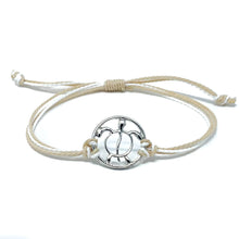 Load image into Gallery viewer, sea turtle string bracelet