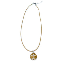 Load image into Gallery viewer, Turtle Sand Necklace