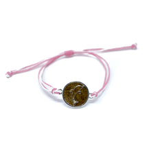 Load image into Gallery viewer, pink dolphin sand bracelet