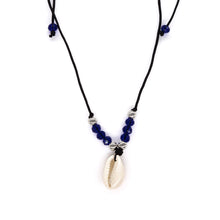Load image into Gallery viewer, Cowrie Stone Necklace