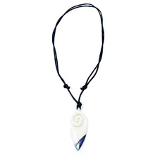 Load image into Gallery viewer, Abalone Bone Necklace