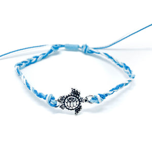 Blue Turtle Charm Multi Single