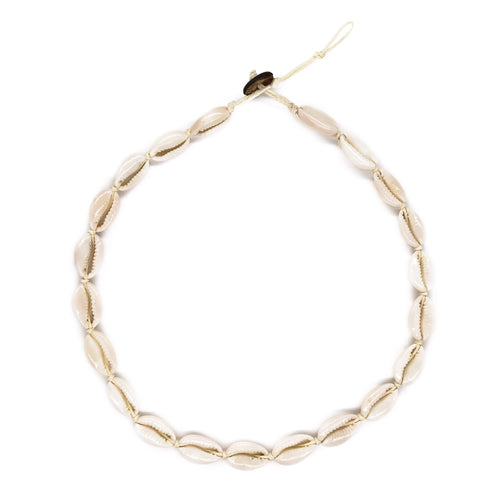 cowrie shell choker all around shells vsco girl