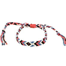 Load image into Gallery viewer, braided colorful boho bracelets