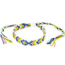 Load image into Gallery viewer, woven friendship hippie bracelets