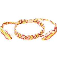 Load image into Gallery viewer, woven friendship boho bracelets
