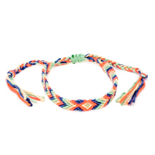 Load image into Gallery viewer, charming shark hippie braided bracelets