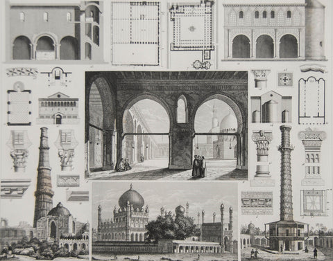 HECK ARCHITECTUAL ENGRAVING, PLATE 33