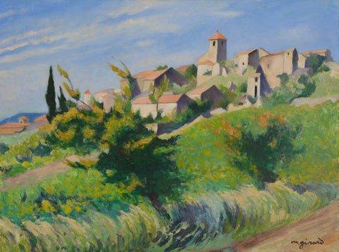 Hillside in Provence