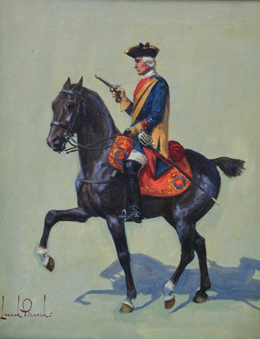 HORSE AND SOLDIER