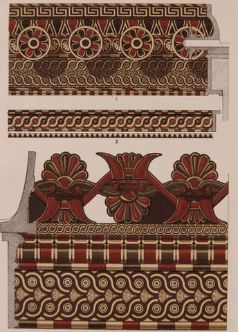 GREEK DECORATION