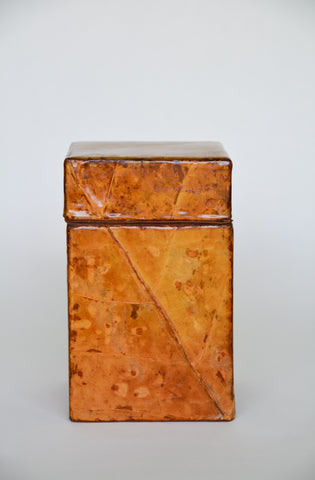 Tobacco Leaf Box