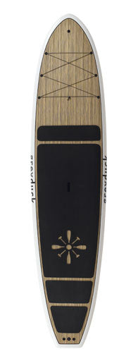 "11'2"" ALL DAY ZEBRAWOOD - MN Surf Co"