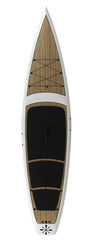 "11'6"" JOURNEY ZEBRAWOOD - MN Surf Co"