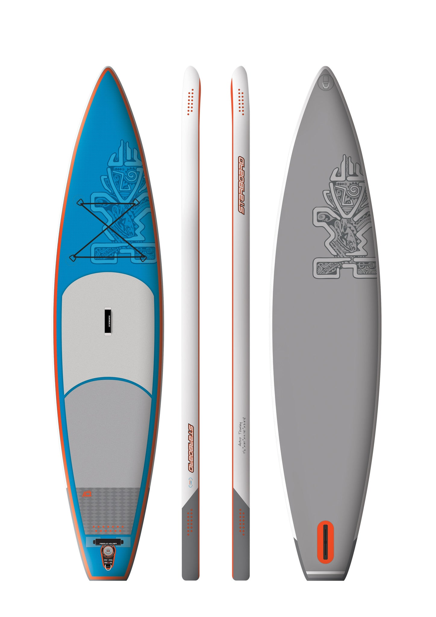 "Starboard Astro Touring ZEN 11'6""x30"" Inflatable SUP-2016 - MN Surf Co"
