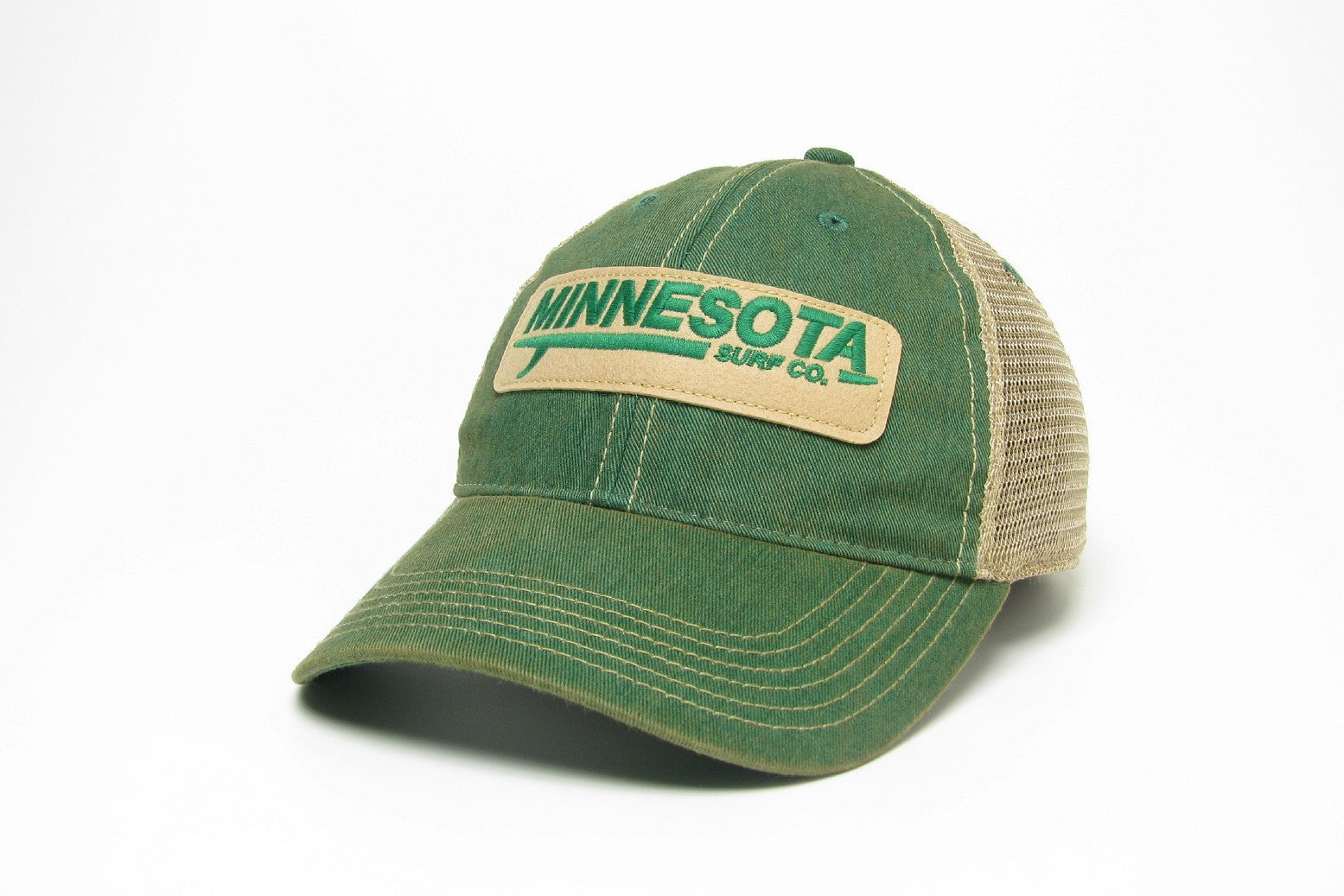Minnesota Surf Hat -Grn