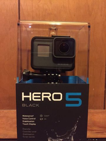 GoPro Hero 5 with extras