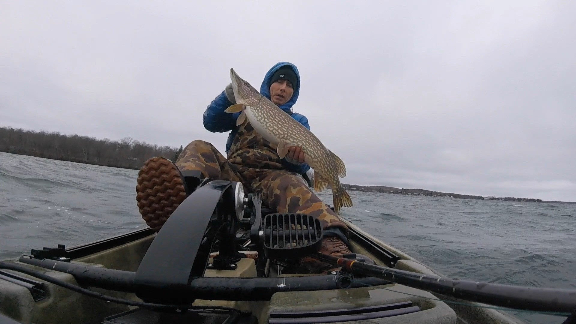 Guided Kayak Fishing Excursions - MN Surf Co