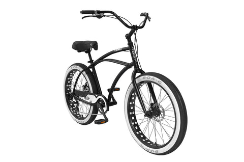 3G Newport bbw 8 Speed Cruiser Bike
