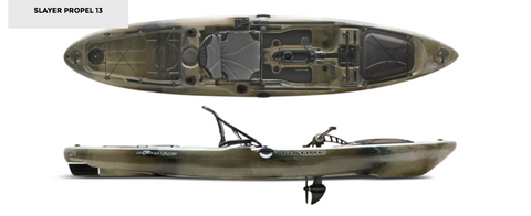 Native Slayer Propel Fishing Kayak