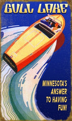 Boating Sign - MN Surf Co