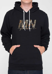 American Apparel Minnesota Surf Hoodie-Camo - MN Surf Co