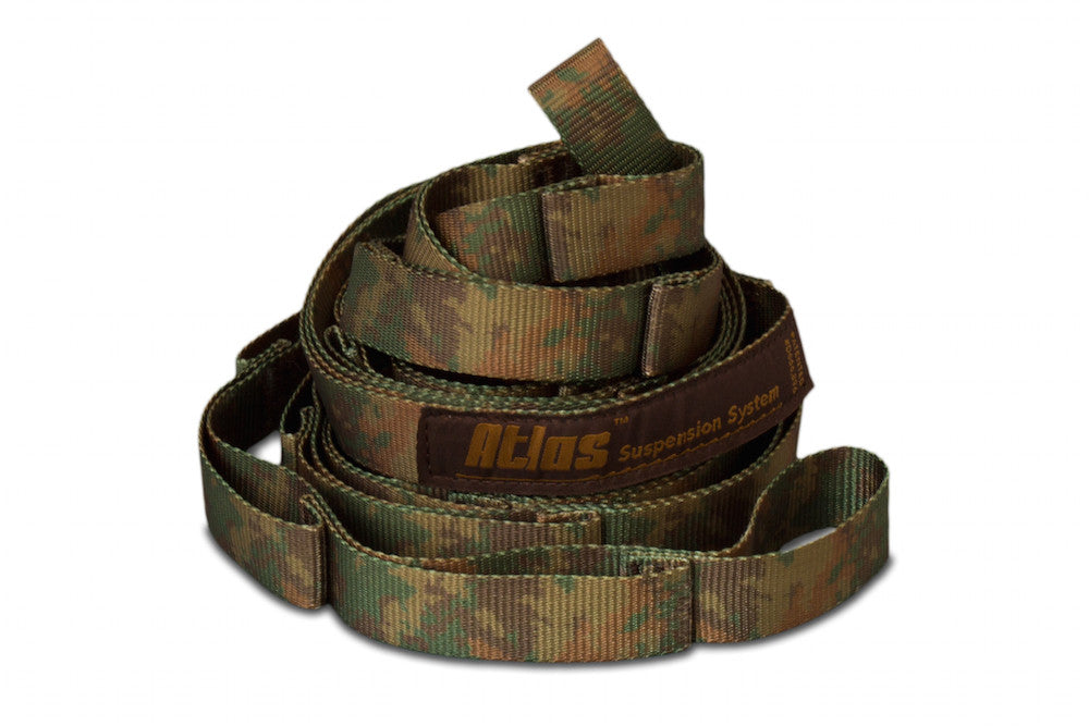Camo Atlas Straps - MN Surf Co