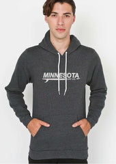 American Apparel Minnesota Surf Hoodie - MN Surf Co