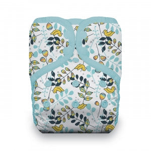 Thirsties One-Size All In One Cloth Diaper - Birdie