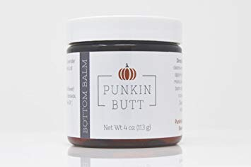 Punkin Butt - Bottom Balm 2oz
