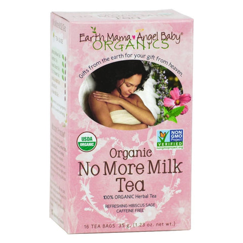 Earth Mama Angel Baby - No More Milk Tea